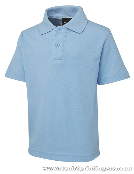 P62K Kids Signature Polo